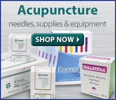 Acupuncture Needles, Supplies, and Equipment