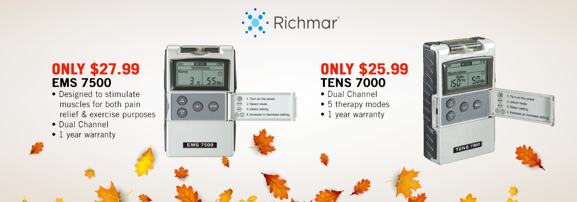 Richmar Digital TENS Units