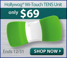 Hollywog WiTouch TENS Unit