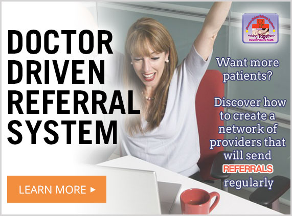Dr. Driven Referrals