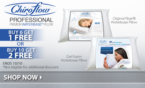 Chiroflow Pillow Sale