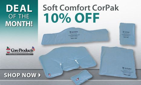 10% Off Soft Comfort CorPak