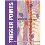 Anatomical Books - Trigger Point Flip Chart - Trigger Points Chart