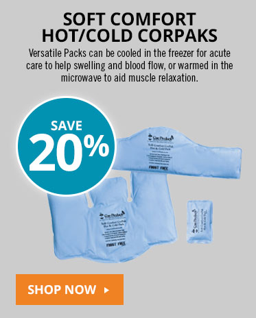 Soft Comfort Hot/Cold Corpaks
