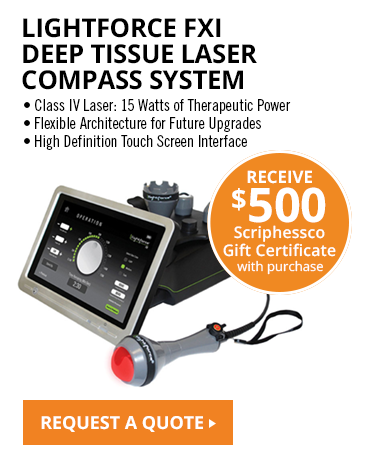 Lightforce fxi Deep Tissue Laser Compass System