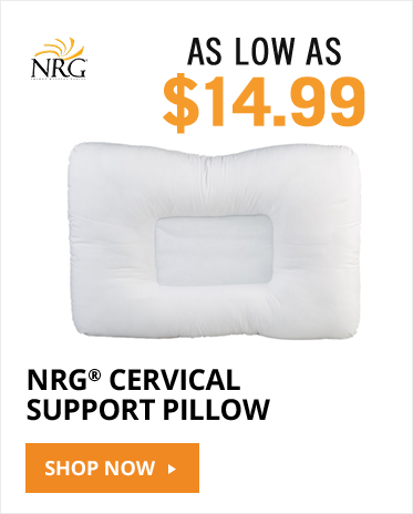 NRG Cervical Pillow