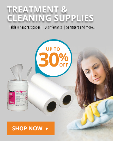 Cleaning and Treatment Supplies