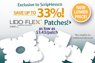 LidoFlex® Pain Relief Patch