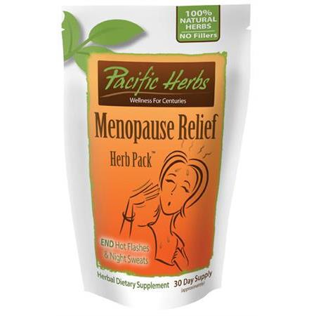 Pacific Herb Menopause Relief Herb Pack