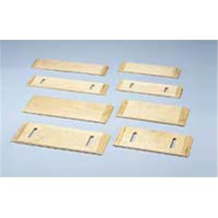 "Transfer Board With Hand Slots 12"" X 24"" X 3/4"""