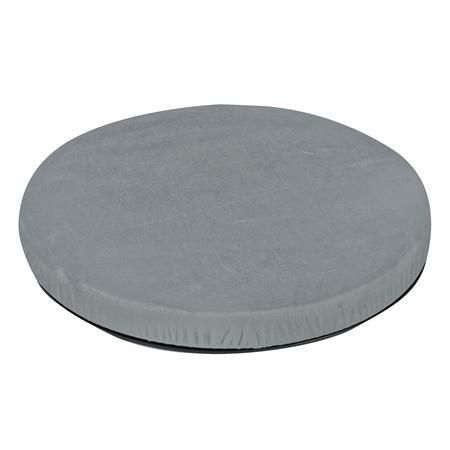 Mabis/DMI Deluxe Swivel Seat Cushion, Gray