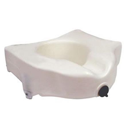 Elevating Toilet Seat Without Arms