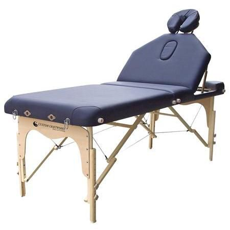 Destiny Portable Massage Table Black