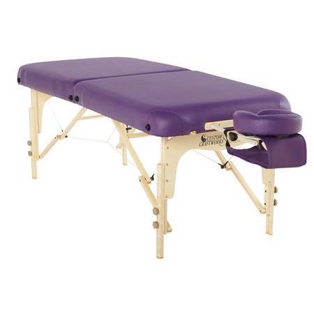 custom craftworks solutions heritage portable massage. Black Bedroom Furniture Sets. Home Design Ideas
