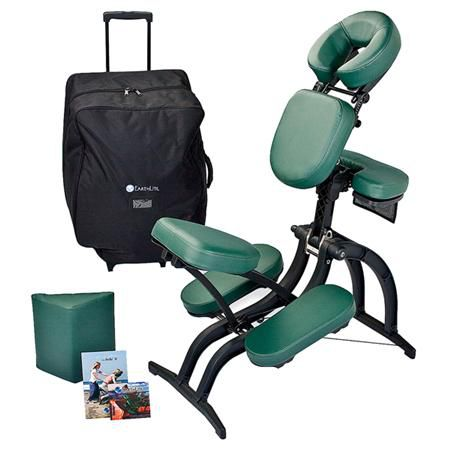 Earthlite Avila II Massage Chair Package