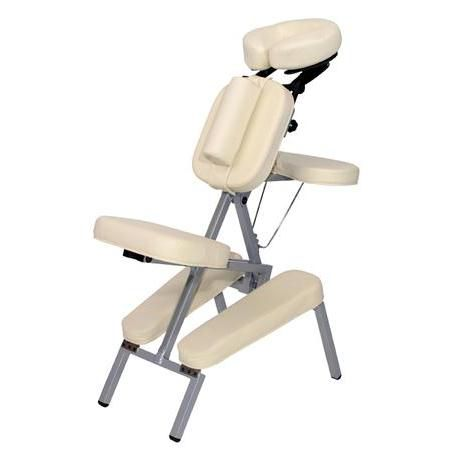 Custom Craftworks Melody Portable Massage Chair with Free Chair Massage 101 DVD