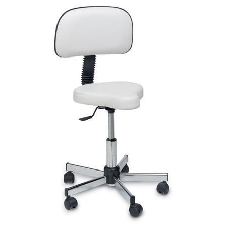 Pibbs Anti Fatigue Stool - White