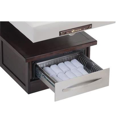 Earthlite Eclipse Warming Drawer Option