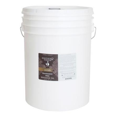 Soothing Touch Fragrance Free Lite 5 Gallon