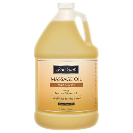 Bon Vital Hazelnut Massage Oil