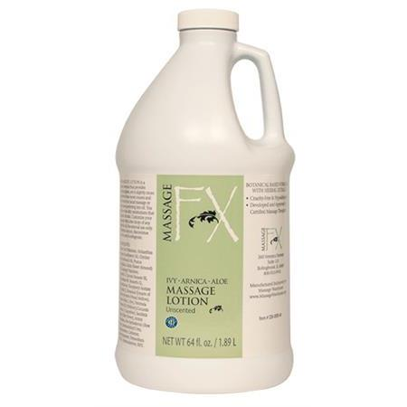 Massage Fx Lotion Paraben Free 1/2 Gal