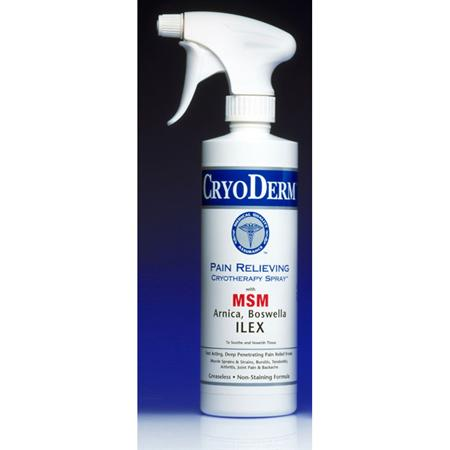 Cryoderm 16 Oz Clinic Spray
