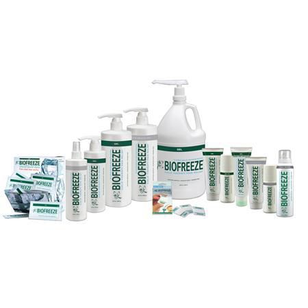 Biofreeze Pain Relieving Products