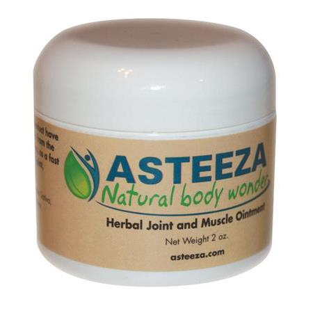 Asteeza Natural Body Wonder 2 Oz