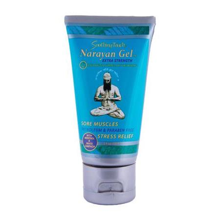Soothing Touch Narayan Gel, Extra-Strgth 2 Oz Tube