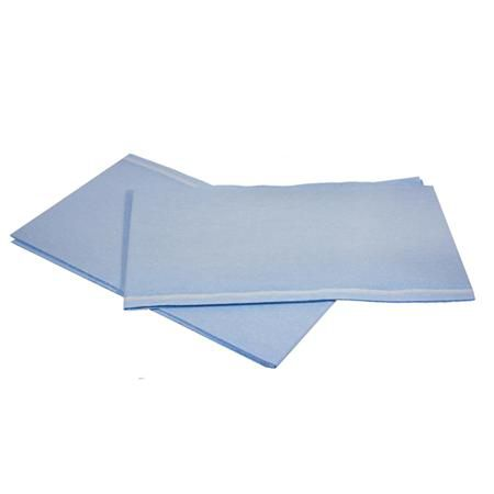 "Disposable Sheets 40""X72"" Blue 100/Case"