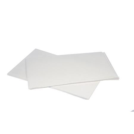 "Disposable Sheets Case/50 White 40""X 72"""