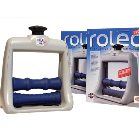 Roleo Therapeutic Arm Massager