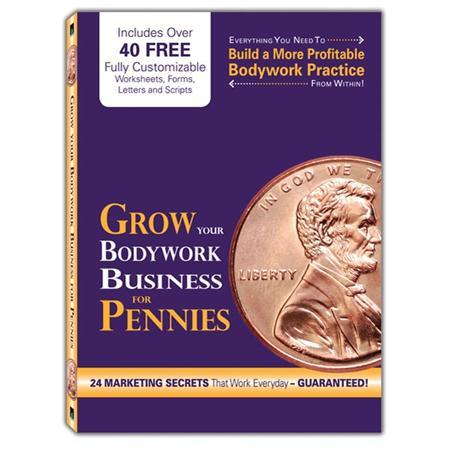 Grow Your Bodywork Business For Pennies Cd Rom