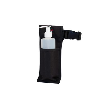 Single Holster For Massage Lotion Bottles Black