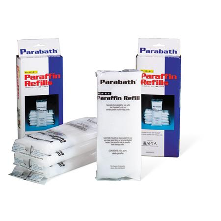 Unscented Paraffin Refill Six 1 Lb. Bars