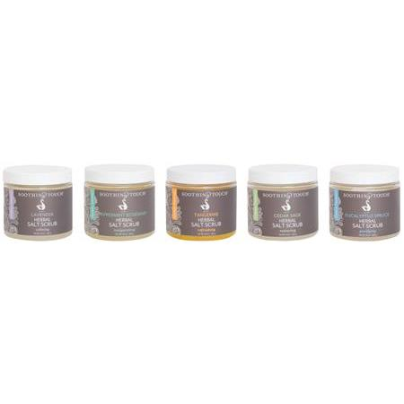 Soothing Touch Salt Scrubs