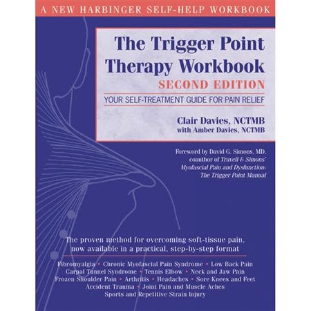 Trigger Point Therapy Workbook By Clair Davies