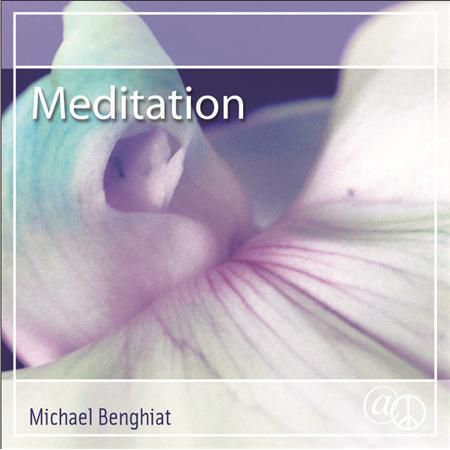 "At Peace Music ""Meditation"" Cd By Michael Benghiat"