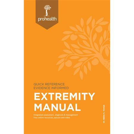 Pro Health Systems Extremity Manual Textbook