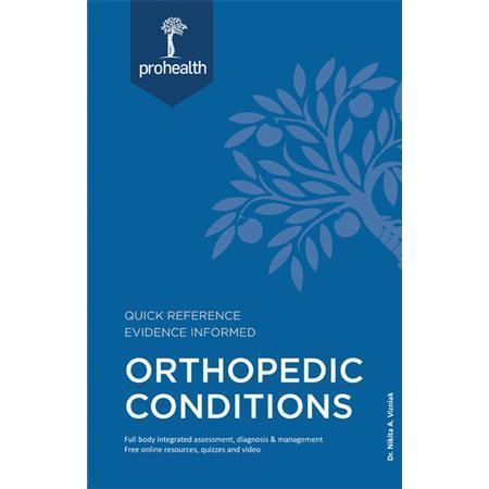 Pro Health Systems Orthopedic Conditions Textbook