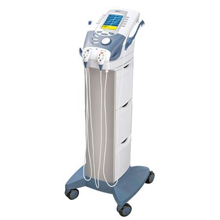 Vectra Genisys Electrotherapy 4 Channel W/ Cart