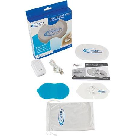 Viverity Pain Relief Pad - Complete Kit