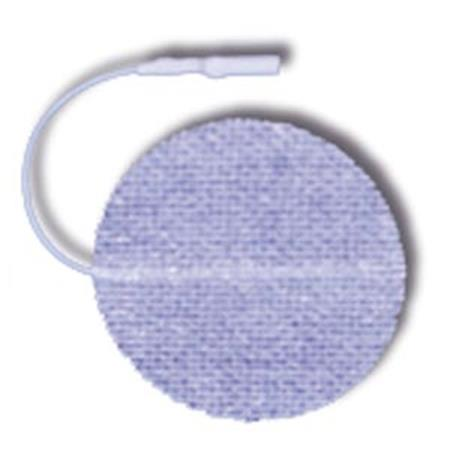 "2"" Round ValuTrode® Cloth Electrodes"