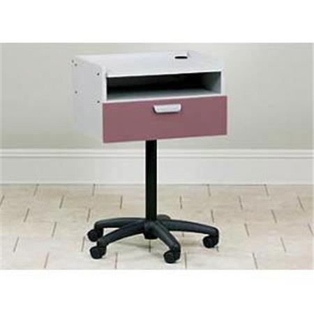 Mobile Equipment Cart With Drawer & Shelf