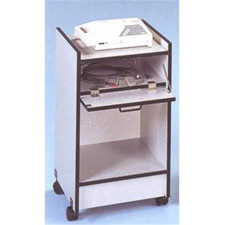Buy hausmann drop lid mobile cart for Hausmann mobel