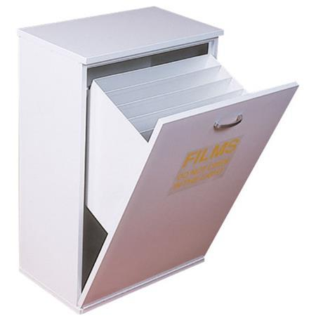 Film Storage Bin Floor Standing