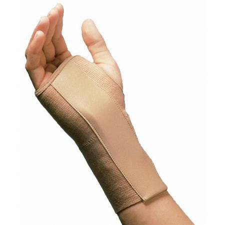 Elastic Wrist Brace With Metal Stay