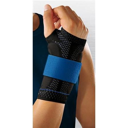 ManuTrain® Black Wrist Support
