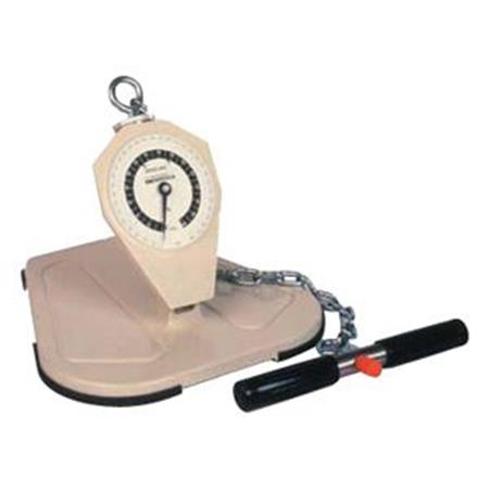 Oversized Base Back, Leg & Chest Dynamometer 660L