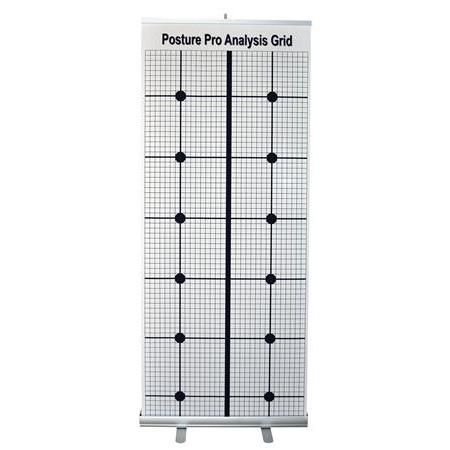 Retractable Posture Analysis Grid